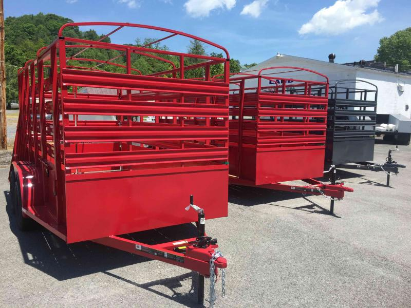 2020 Carry-On 6X12LIVESTOCK Utility Trailer