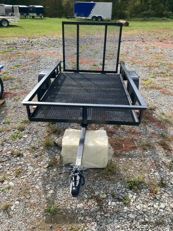 2011 Carry-On 4X7G Utility Trailer