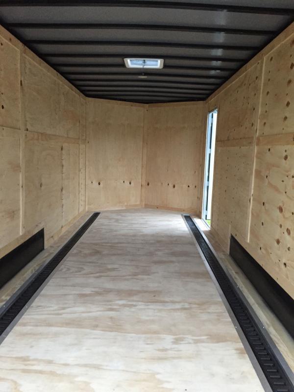 2021 Freedom Trailers 7X18TA3-VN Enclosed Cargo Trailer