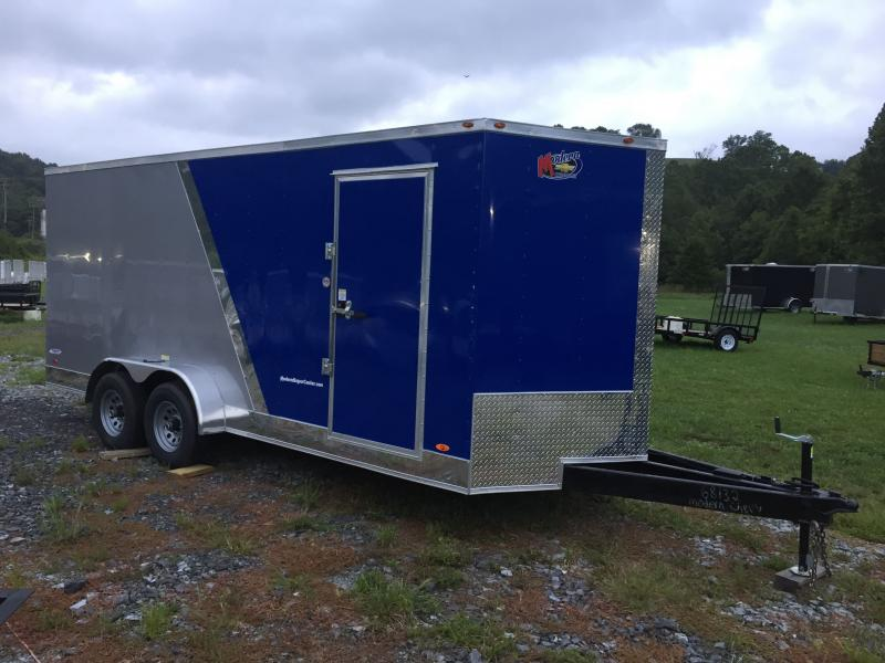 2021 Freedom Trailers 7X18TA3-VN Enclosed Cargo Trailer
