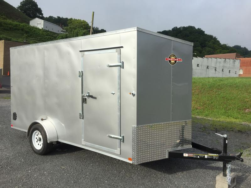 2020 Carry-On 7X14CGRCM3K Enclosed Cargo Trailer