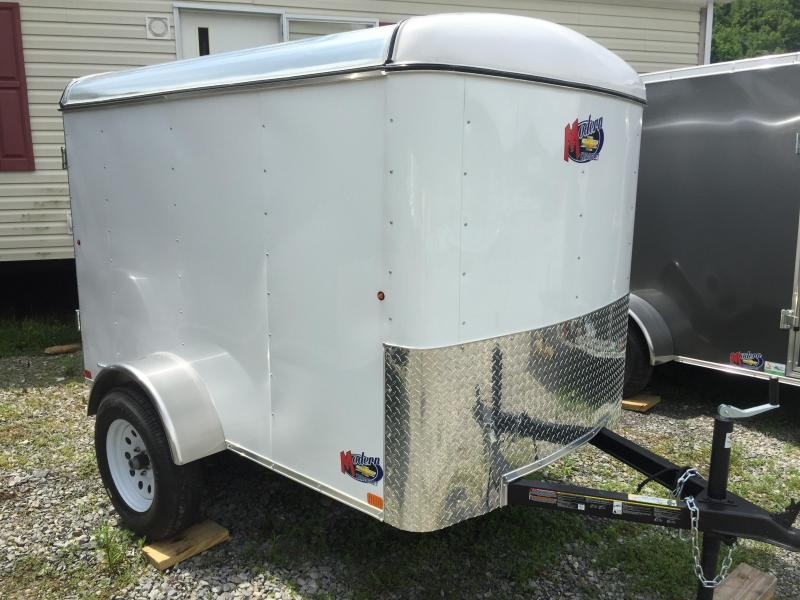 2020 Carry-On 5x8CGEG Cargo Enclosed Trailer