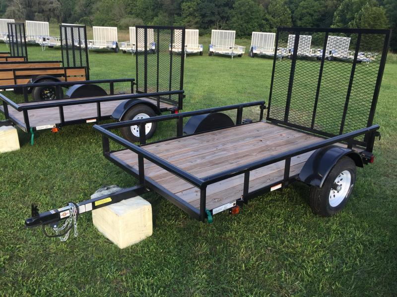 2021 Carry-On 5X8SPW Utility Trailer