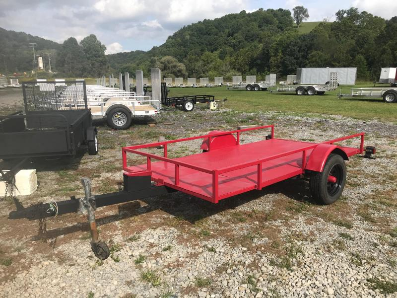 2010 Other 5X10 YEAR UNKNOWN Utility Trailer