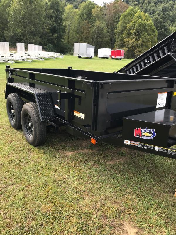 2021 Carry-On 5X10DUMPLP7K Dump Trailer