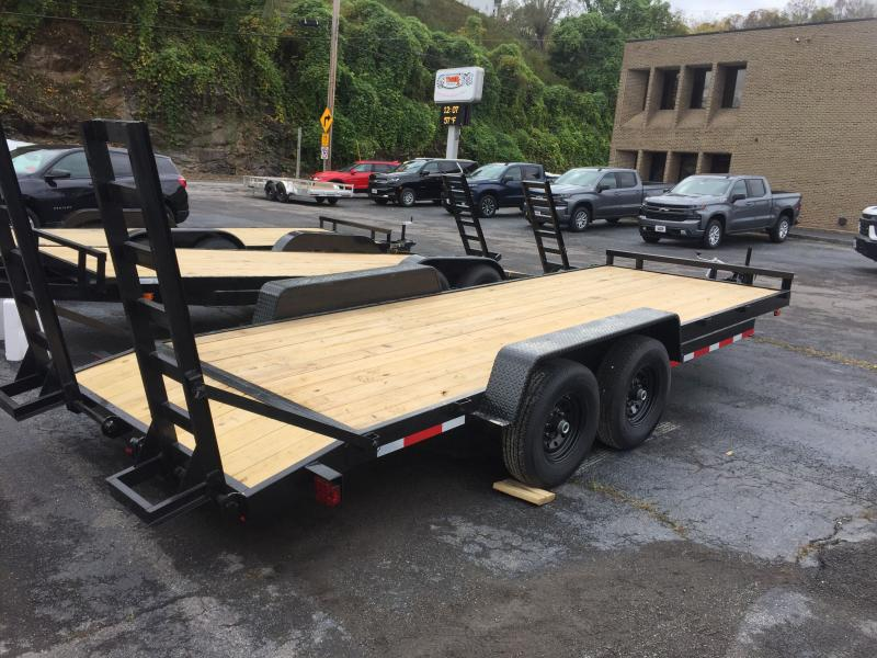 2020 Carry-On 7X20HDEQDTFR14K Equipment Trailer