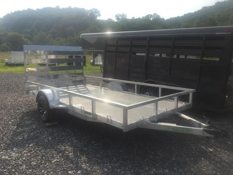 2021 Other B-714A4 Utility Trailer
