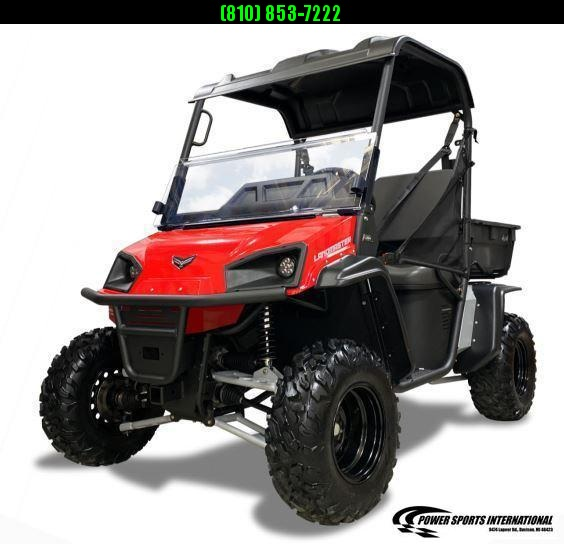 2021 American Land Master L7 RED EPS and EFI Utility Side-by-Side (UTV) #0718