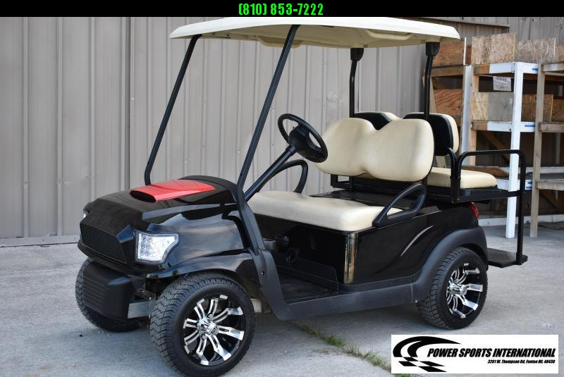 2016 Club Car Precedent 48V Electric Golf Cart CUSTOM #7692