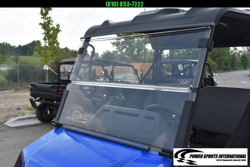 2021 American Land Master L7 BLUE EPS and EFI Utility Side-by-Side (UTV) #0562