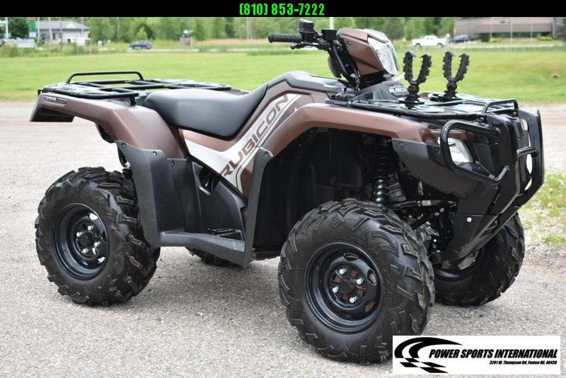 2020 HONDA TRX520FM6 FOREMAN RUBICON (4X4 ELECTRONIC POWER STEERING) ATV #0478