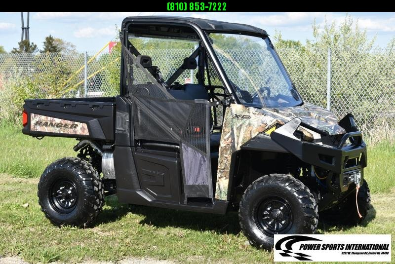 2019 POLARIS RANGER XP 900 CAMO EDITION (ELECTRIC POWER STEERING) #5426