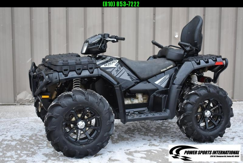 2016 POLARIS SPORTSMAN 1000 XP TOURING EPS UTILITY ATV #9525