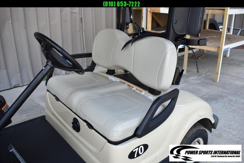 2016 Yamaha Drive YDRE Electric 48V Golf Cart #6999