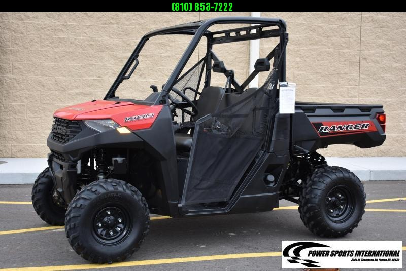 2020 POLARIS RANGER 1000 RED UTILITY SIDE BY SIDE NICE!!!!   #5252