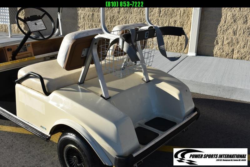 CLUB CAR DS 36V ELECTRIC POWERED GOLF CART #8025