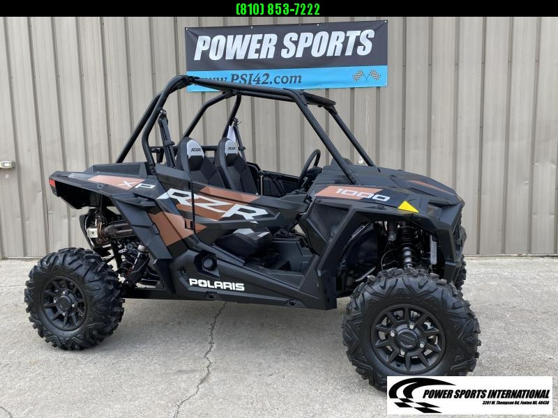 2021 POLARIS RZR XP BLACK & GOLD METALLIC 1000 (ELECTRIC POWER STEERING) NICE! #8076