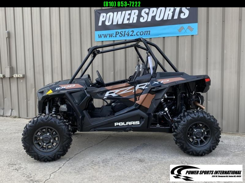 2021 POLARIS RZR XP BLACK & GOLD METALLIC 1000 (ELECTRIC POWER STEERING) NICE! #8076