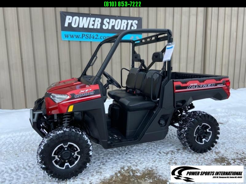 2018 POLARIS RANGER 1000 PREMIUM METALLIC RED (ELECTRIC POWER STEERING) #2877