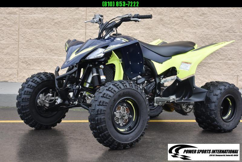 2020 YAMAHA YFZ450R SPECIAL EDITION SPORT ATV FUEL INJECTED MANTA GREEN #6111