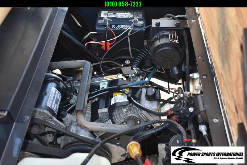 CUSTOM 2014 EZGO GOLF CART TXT GAS POWERED LIFTED NICE WHEELS!  #6709