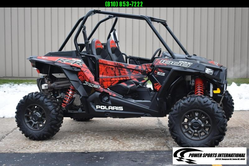 2018 POLARIS RZR XP 1000 (ELECTRIC POWER STEERING) NICE! #0098