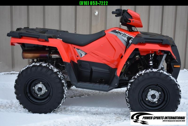 2019 POLARIS SPORTSMAN 450 H.O. UTILITY ATV #6579
