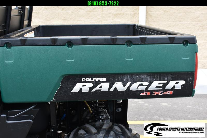 2007 POLARIS RANGER 4X4 EFI HO HUNTER GREEN w/ EXTRAS #6757