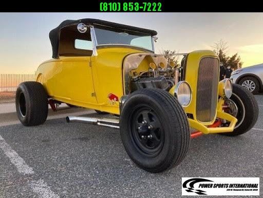 1928 Ford HIGHBOY ROADSTER CONVERTIBLE Car
