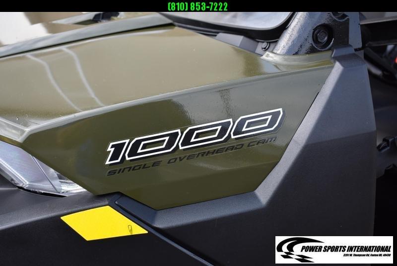 2020 POLARIS RANGER 1000 EPS HUNTER GREEN UTILITY SXS w/ EXTRAS #7254