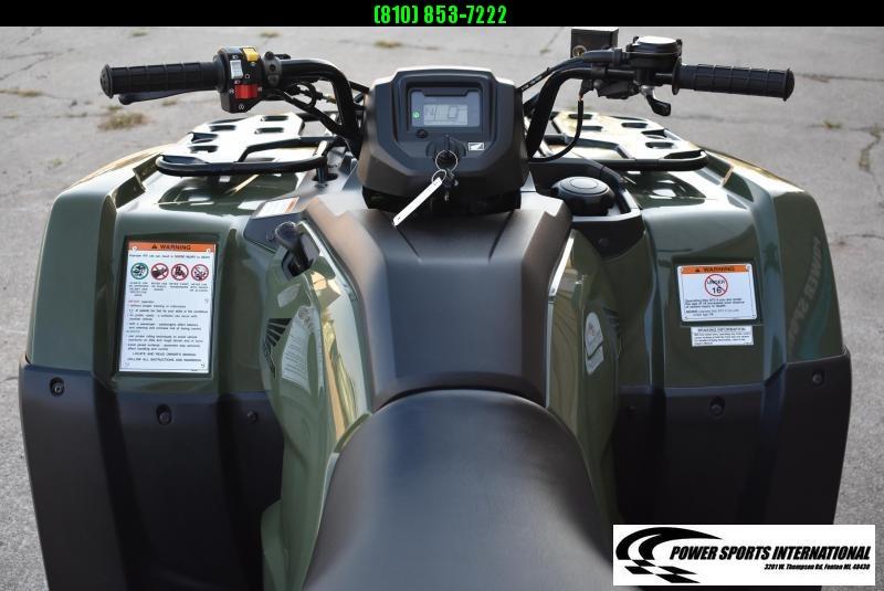 2020 HONDA TRX420FM2 FOURTRAX RANCHER 4X4 ELECTRIC POWER STEERING GREEN MANUAL SHIFT 0833