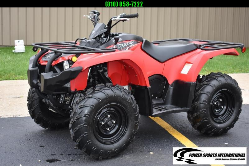 2019 YAMAHA KODIAK 450 4WD UTILITY ATV Dealer Left Over  #2014