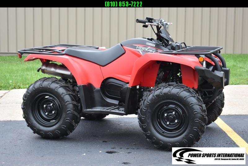 2019 YAMAHA KODIAK 450 4WD UTILITY ATV Dealer Left Over  #2014