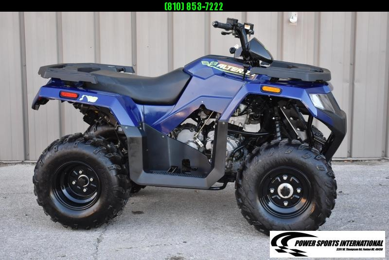 2019 ARCTIC CAT TEXTRON OFF ROAD ALTERRA 300 YOUTH UTILITY ATV #0214