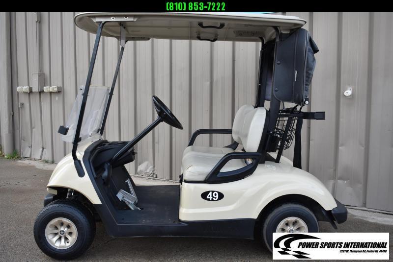 2016 Yamaha Drive YDRE Electric 48V Golf Cart 7015