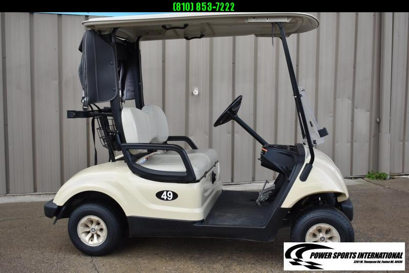 2016 Yamaha Drive YDRE Electric 48V Golf Cart 7015