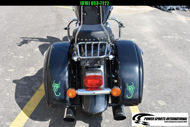 HANDYMAN SPECIAL 2003 KAWASAKI VN1500L4 VULCAN NOMAD Fi MOTORCYCLE CRUISER #0655