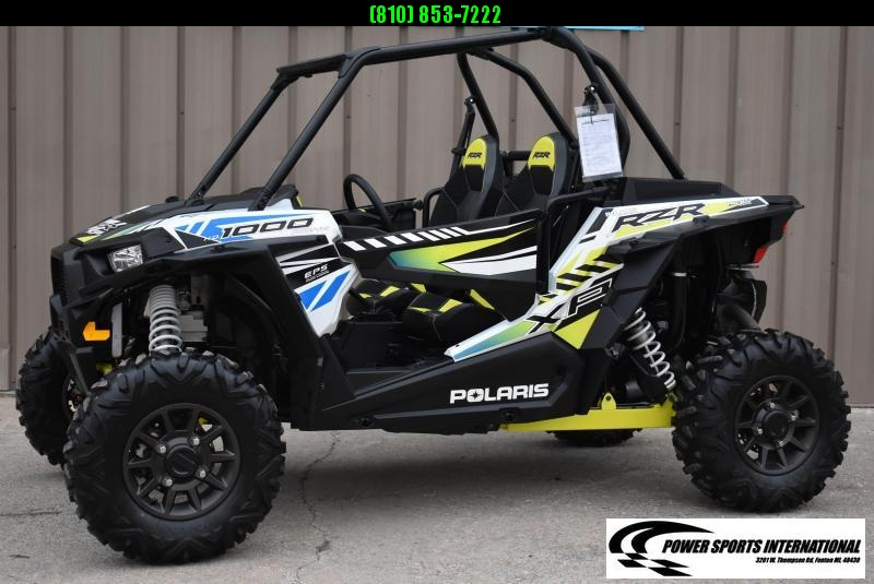 2017 POLARIS RZR XP 1000 (ELECTRIC POWER STEERING) NICE! #4578