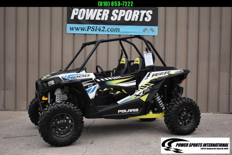 2017 POLARIS RZR XP 1000 (ELECTRIC POWER STEERING) NICE! #4578