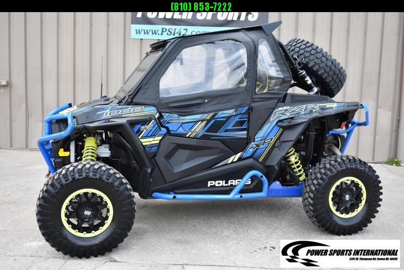 2017 POLARIS RZR XP 1000 (ELECTRIC POWER STEERING) NICE! #9663