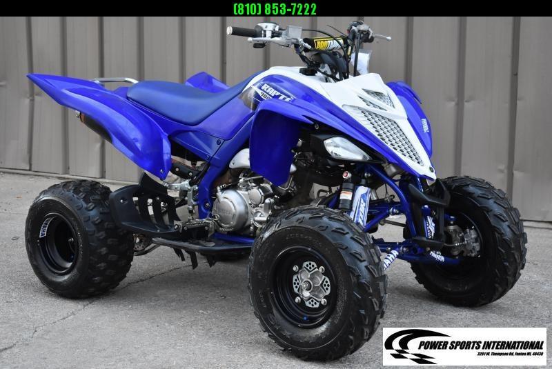 2018 Yamaha Raptor 700R Team Blue and White Team Edition Sport ATV Quad #0776