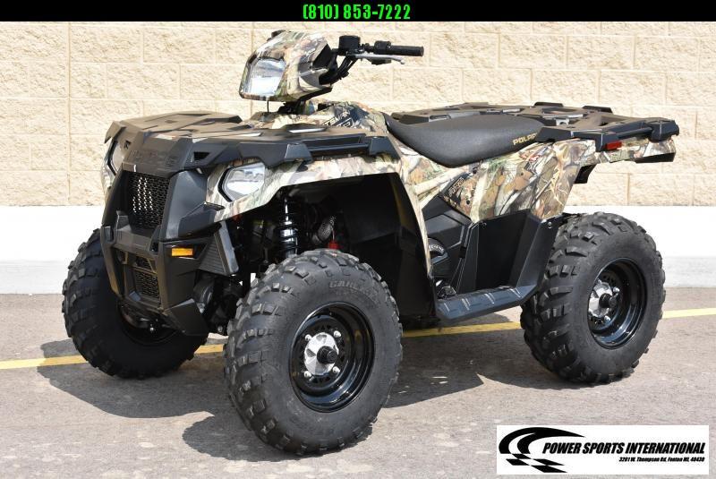 2020 POLARIS SPORTSMAN 570 EPS CAMOUFLAGE 4X4 HUNTER CAMO ATV #7647