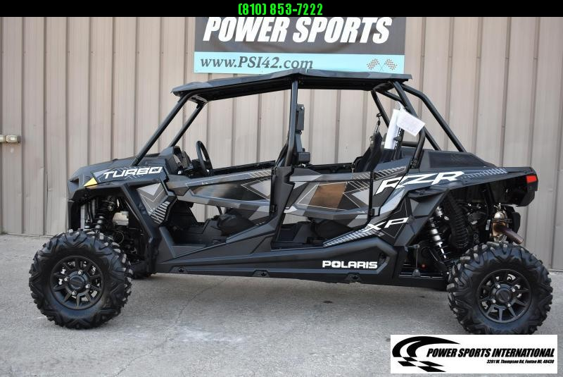 2020 POLARIS RZR XP 4 1000 TURBO (ELECTRIC POWER STEERING) 4-SEATER TURBO ONLY 300 Miles #8376