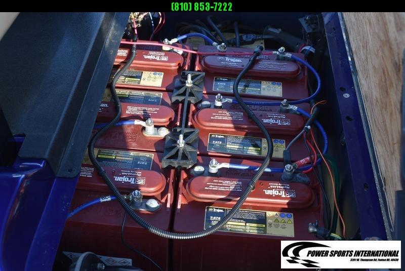 CUSTOM 2011 EZGO GOLF CART TXT ELECTRIC POWERED w/ Thousands in Extras! #0130