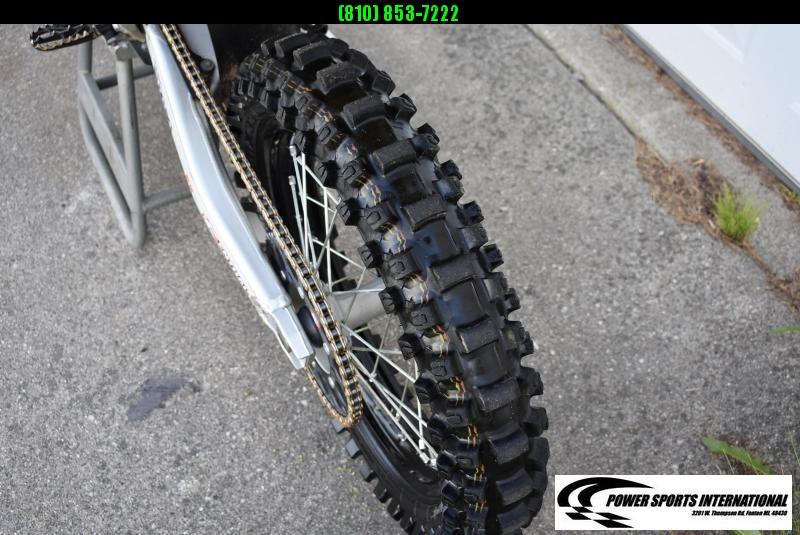 2019 SUZUKI RMZ 450 L9 4-Stroke MX Off Road Motorcycle #0292
