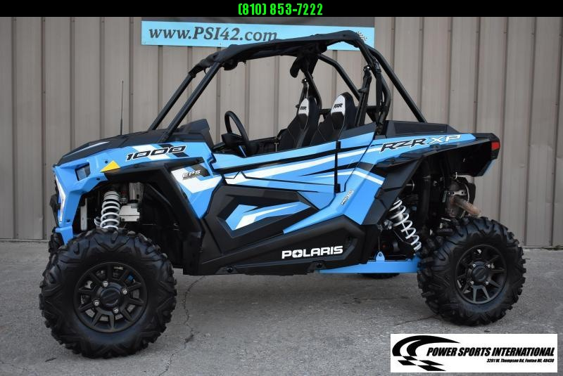 2019 POLARIS RZR XP 1000 RIDE COMMAND (ELECTRIC POWER STEERING) SKY BLUE #3199