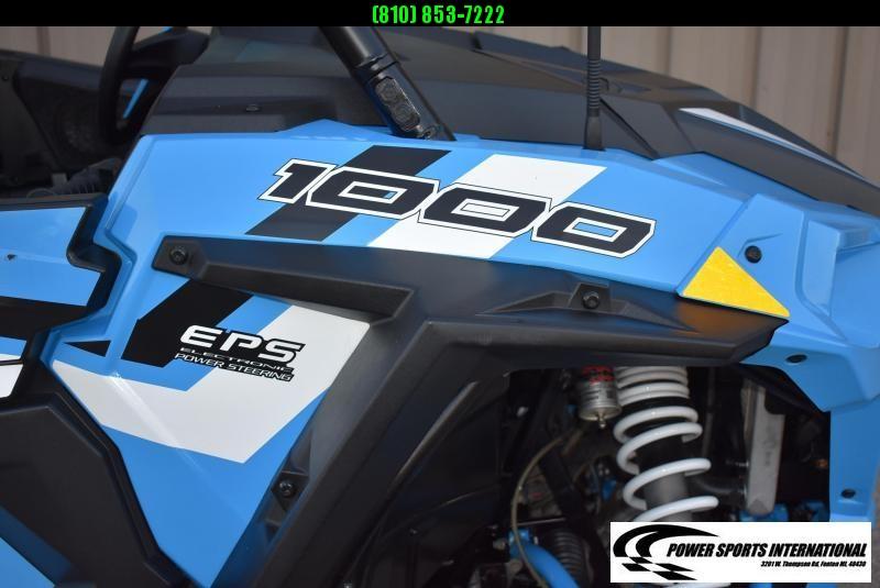 2019 POLARIS RZR XP 1000 RIDE COMMAND (ELECTRIC POWER STEERING) SKY BLUE #3199
