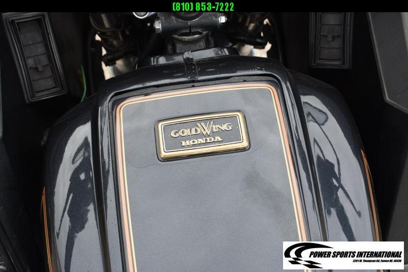 HANDYMAN SPECIAL 1982 HONDA GL1100I INTERSTATE GOLDWING MOTORCYCLE CRUISER #1374