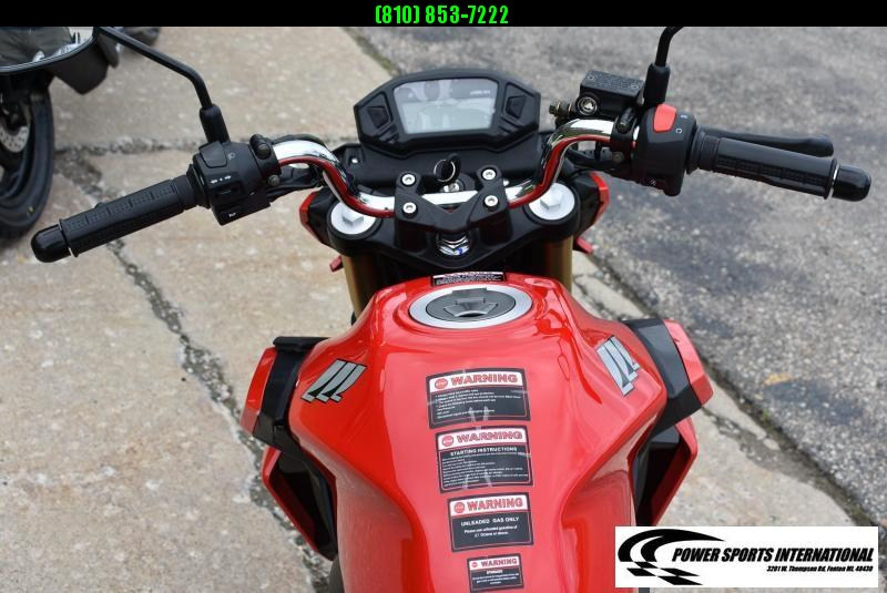 2020 KP200 X-PRO 200cc Gas Motorcycle RED AND SILVER SPORT BIKE - LIFAN 5-SPEED MANUAL Motorcycle