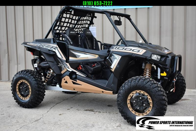 2018 POLARIS RZR XP 1000 TRAILS/ROCKS EDITION (ELECTRIC POWER STEERING) 4X4 #5260